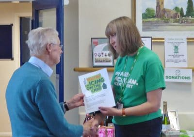 Our Macmillan coffee morning and sale was a great success, raising lots of money for the charity.