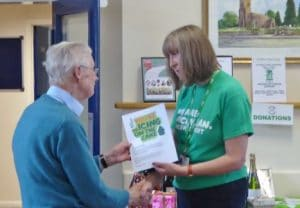 Help Ravensthorpe raise money for Macmillan and join our coffee morning.