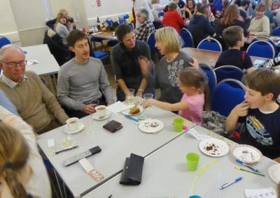 At Ravensthorpe Village Hall we arrange community events for all ages.